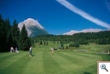 Golfen in Seefeld