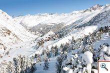 Schneeschuhwandern in Obergurgl